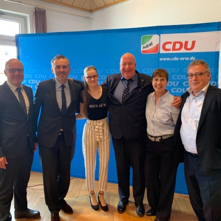 Jahresempfang der CDU Unterrath West 2019
